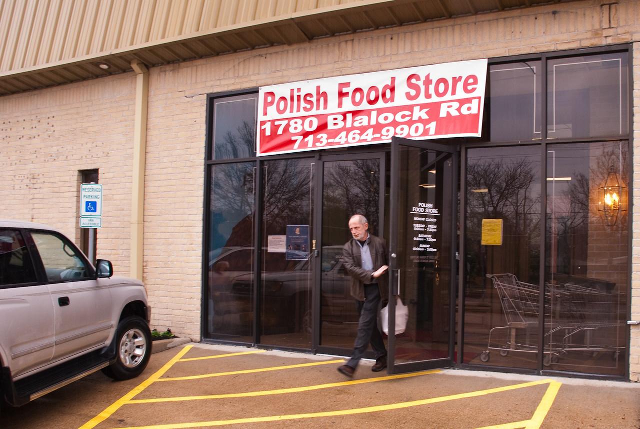 Polish Food Store In Houston