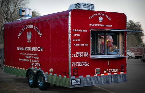 Polonia Restaurant Food Trailer