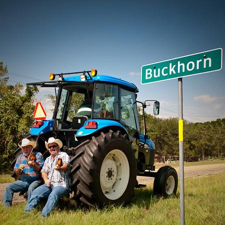 Sonny Janczak In Buckhorn Texas