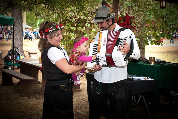2011 Arborhaus Beer Garden At Texas Ren Fest