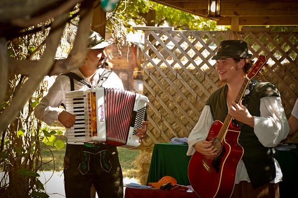 Arborhaus Beer Garden At Texas Renaissance Festival