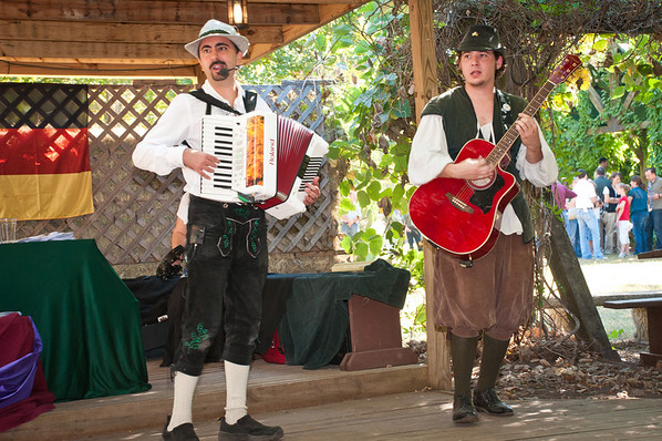 Arborhaus Beer Garden At Texas Renaissance Festival