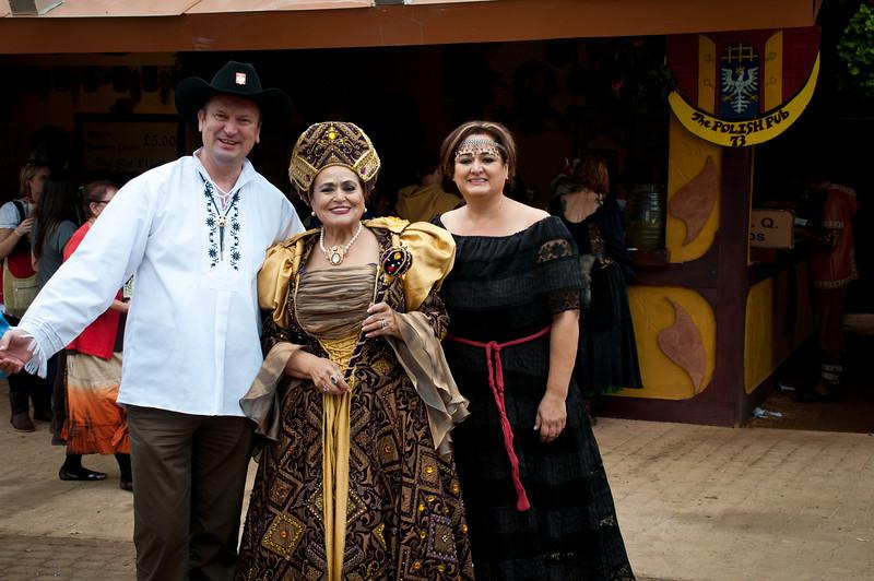 Polish Heritage At The Texas Renaissance Festival