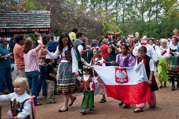 Polish Heritage At The Texas Renaissance Festival