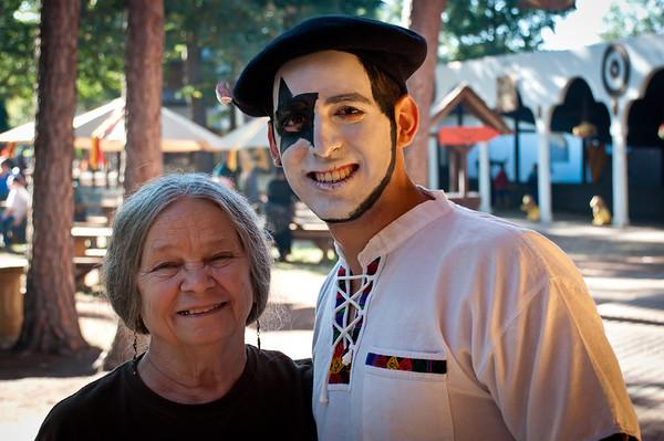 Polonia At The Texas Renaissance Festival