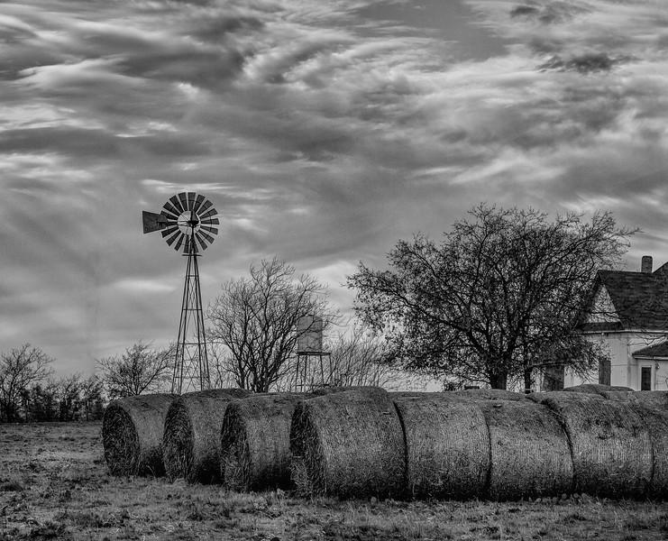 Homestead, near Justin, Texas (November 2013)
