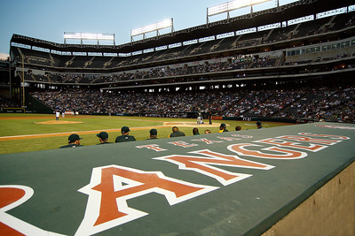 Texas Rangers vs Oakland A's