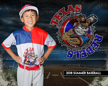 Texas Rebels Baseball