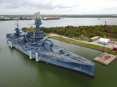 Battleship Texas BB-35