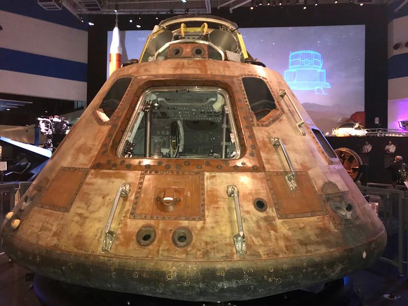 Apollo 11 Command Module, Columbia