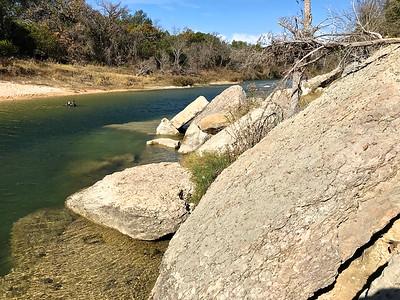 Dinosaur Track.... Dinosaur Valley State Park Texas