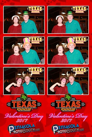 Texas Roadhouse Valentine's Day 2-14-2017