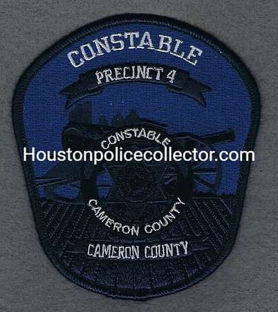 CONSTABLE PCT 4 CAMERON COUNTY BLUE