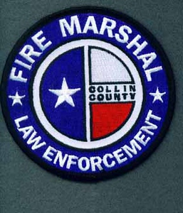 COLLIN FIRE MARSHAL 10