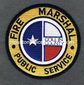 COLLIN COUNTY FIRE MARSHAL