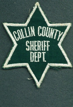 1st issue patch from 1975