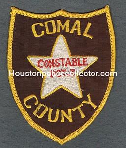 CONSTABLE PCT 3 COMAL COUNTY