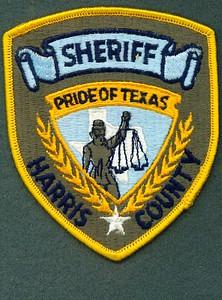 Harris Sheriff Current