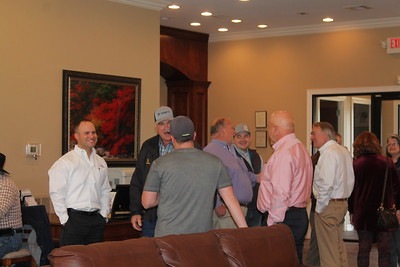 Texas State Bank Open House & Retirement Party for Mark Ivey