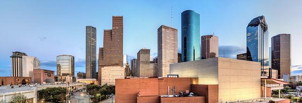 Houston Panorama