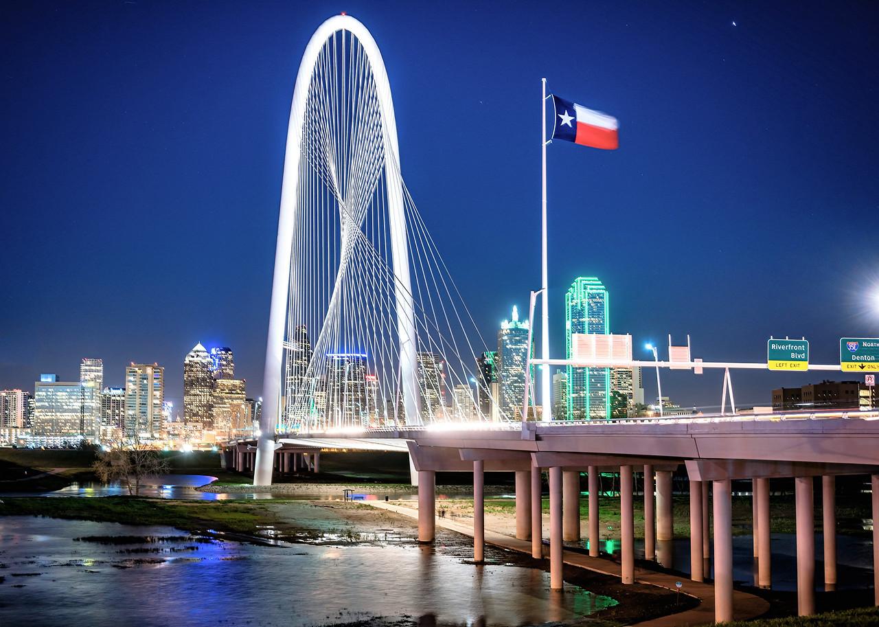 Trinity River Crossing to Dallas