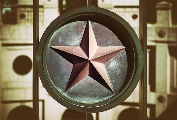 Rustic Lone Star