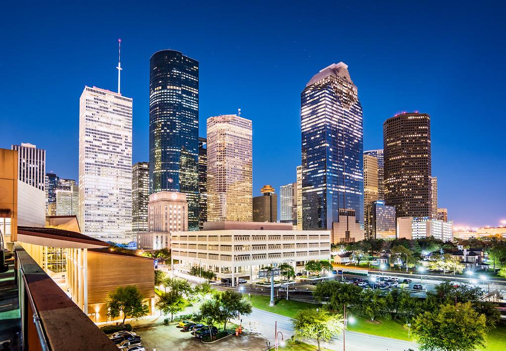 Houston Houston Houston