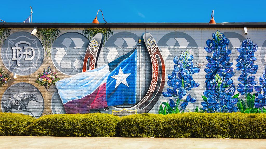 Lone Star Mural
