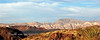 Chisos Mountains panoramic #1