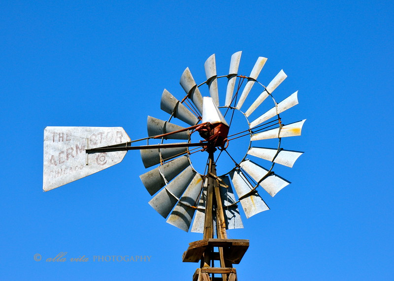 Main Street Windmill