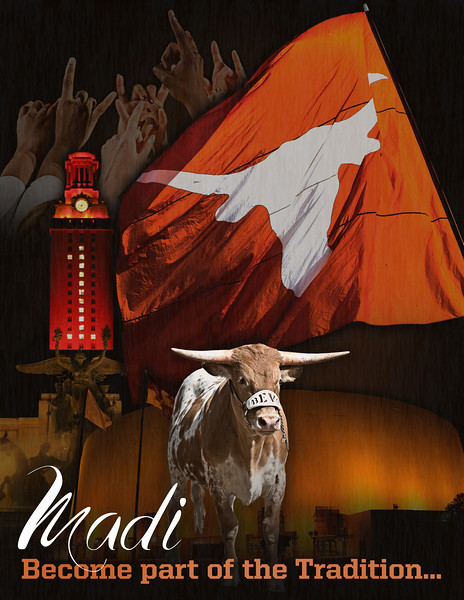 Become Part of the Tradition of The University of Texas