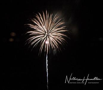 Katy and Cypress Fireworks