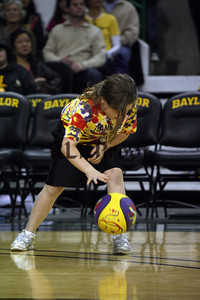 Teams of Tomorrow Coleman @ Baylor Womens Jan 22, 2011 (39)