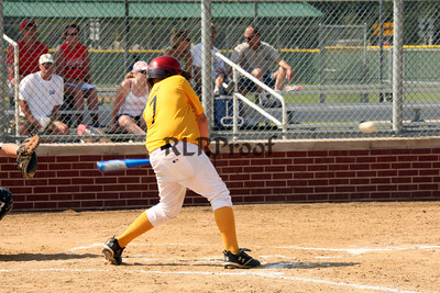 Cleburne Gold vs Burleson Barracudas June 13, 2009 (47)