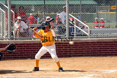 Cleburne Gold vs Burleson Barracudas June 13, 2009 (27)