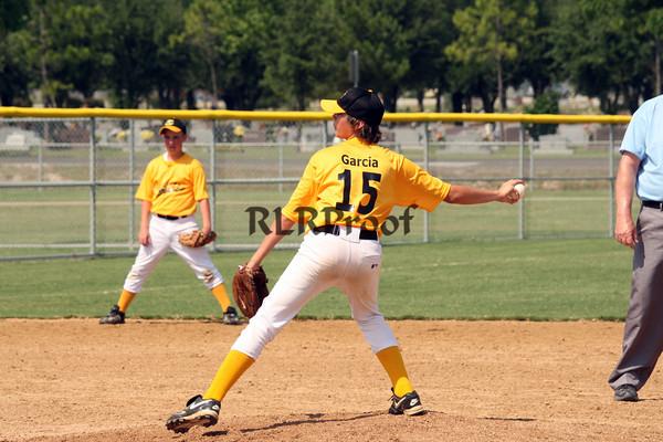 Cleburne Gold vs Burleson Barracudas June 13, 2009 (1)
