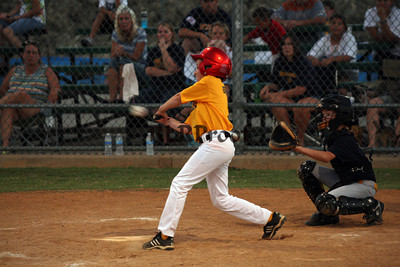 Cleburne Gold vs Stephenville June 21, 2009 (1)