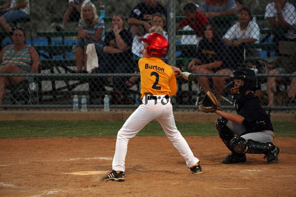 Cleburne Gold vs Stephenville June 21, 2009 (2)