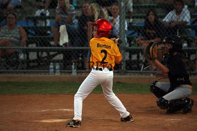 Cleburne Gold vs Stephenville June 21, 2009 (4)