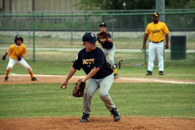 Cleburne Gold vs Stephenville Jackets June 29, 2009 (116)