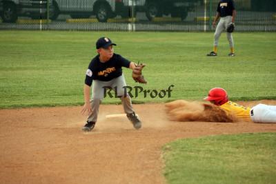 Cleburne Gold vs Stephenville Jackets June 29, 2009 (12)