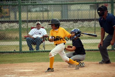 Cleburne Gold vs Stephenville Jackets June 29, 2009 (102)