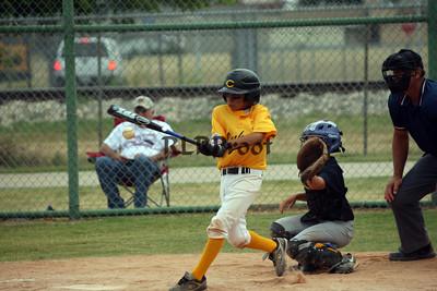 Cleburne Gold vs Stephenville Jackets June 29, 2009 (104)