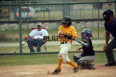 Cleburne Gold vs Stephenville Jackets June 29, 2009 (105)