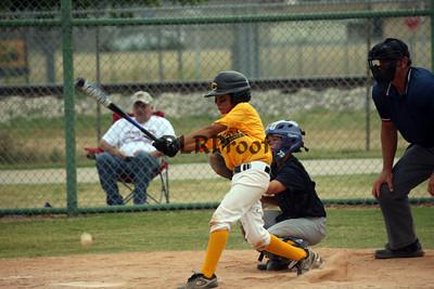 Cleburne Gold vs Stephenville Jackets June 29, 2009 (106)