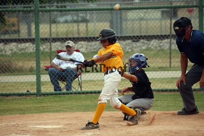 Cleburne Gold vs Stephenville Jackets June 29, 2009 (100)