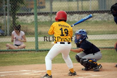 Cleburne Gold vs Stephenville Jackets June 29, 2009 (11)