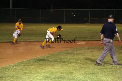 Cleburne Gold vs Granbury Dodgers June 28, 2009 (29)