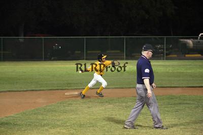 Cleburne Gold vs Granbury Dodgers June 28, 2009 (32)