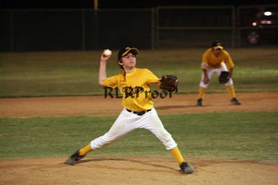 Cleburne Gold vs Granbury Dodgers June 28, 2009 (24)